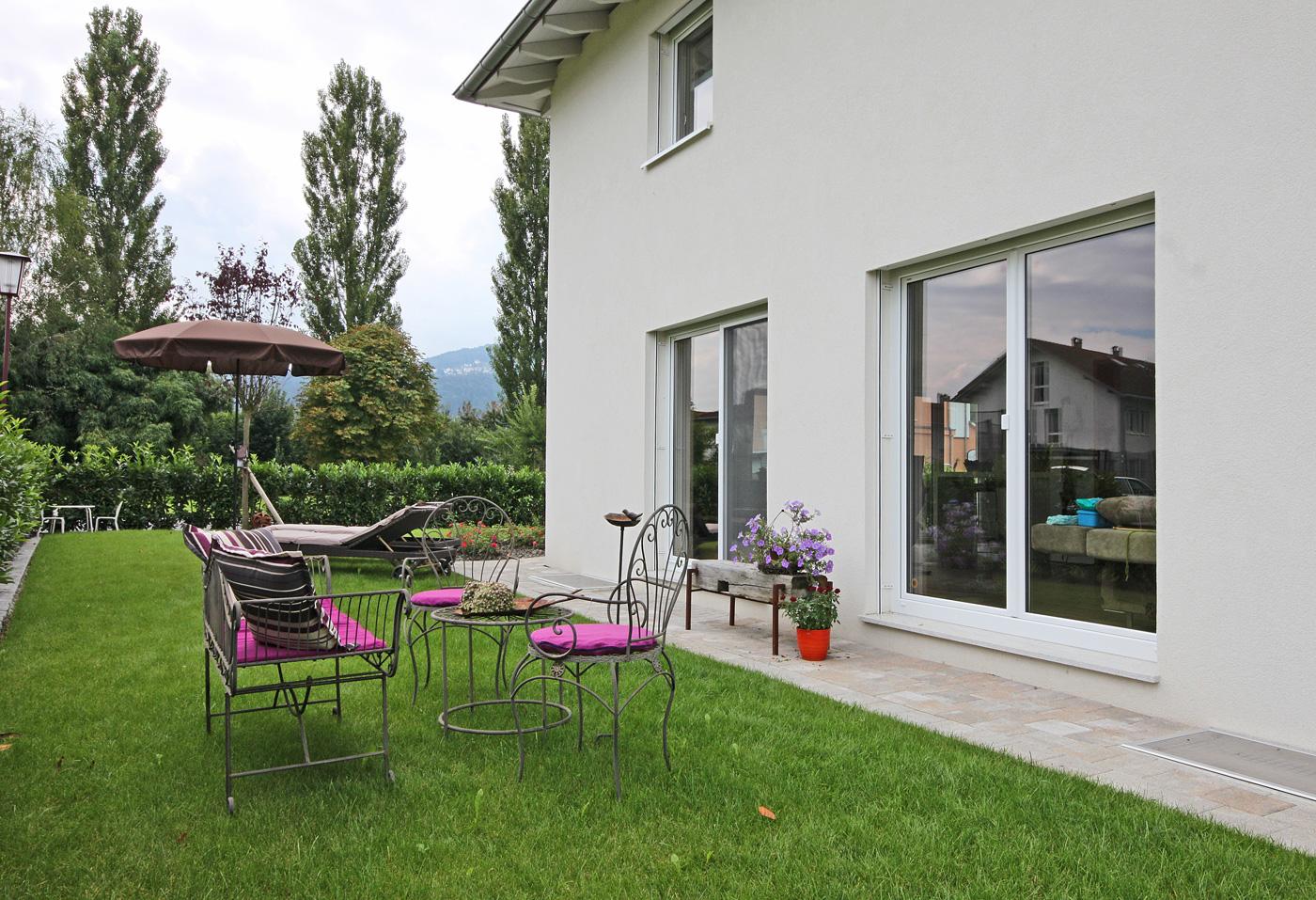 Einfamilienhäuser Lustenau - Scheibenstraße