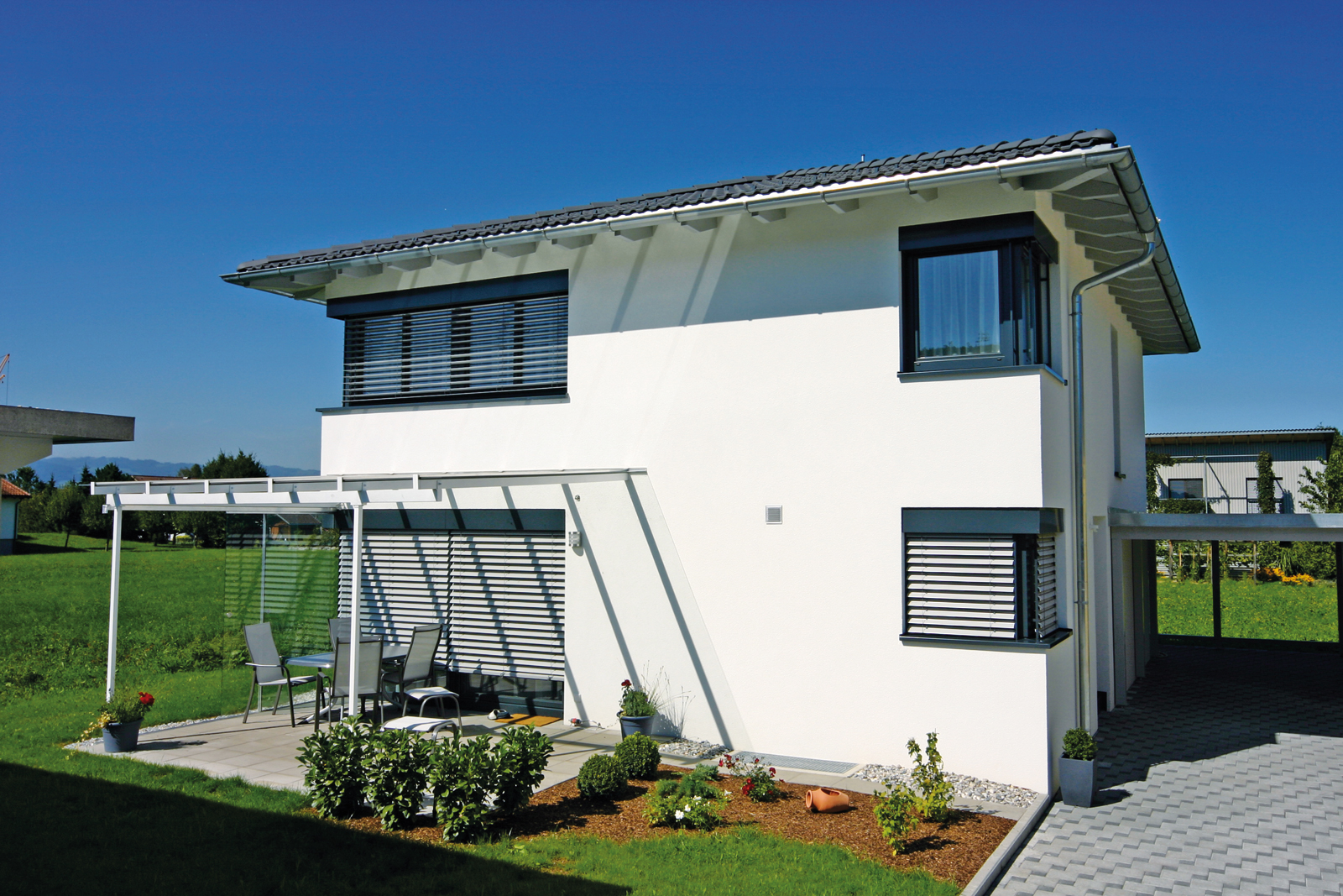 Einfamilienhaus, Blütenweg, Feldkirch