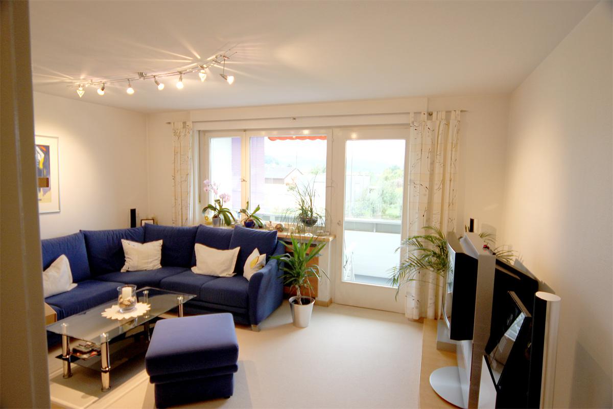 Teilmöblierte 2,5 Zimmer Wohnung Wolfurt - Martinsweg