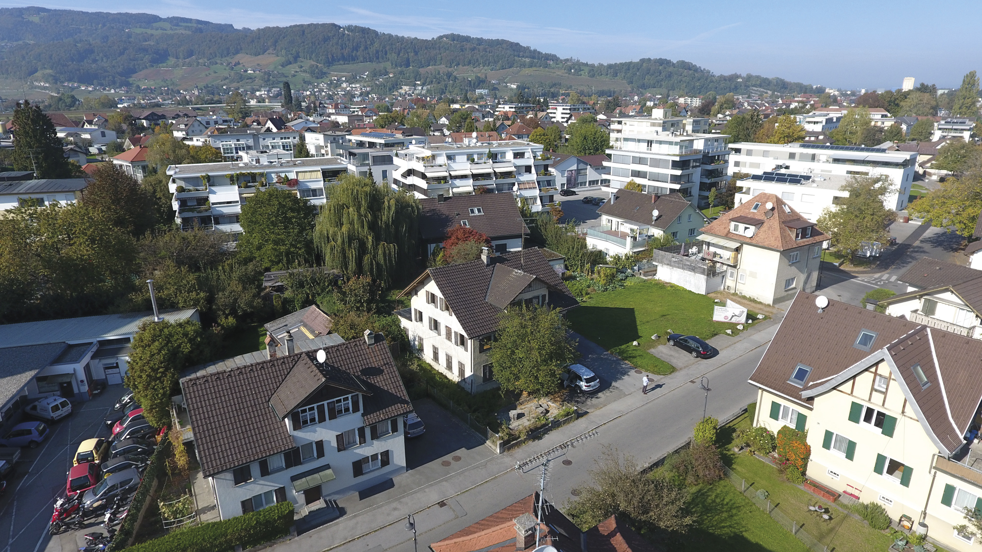 Wohnanlagen Lustenau Pontenstrasse
