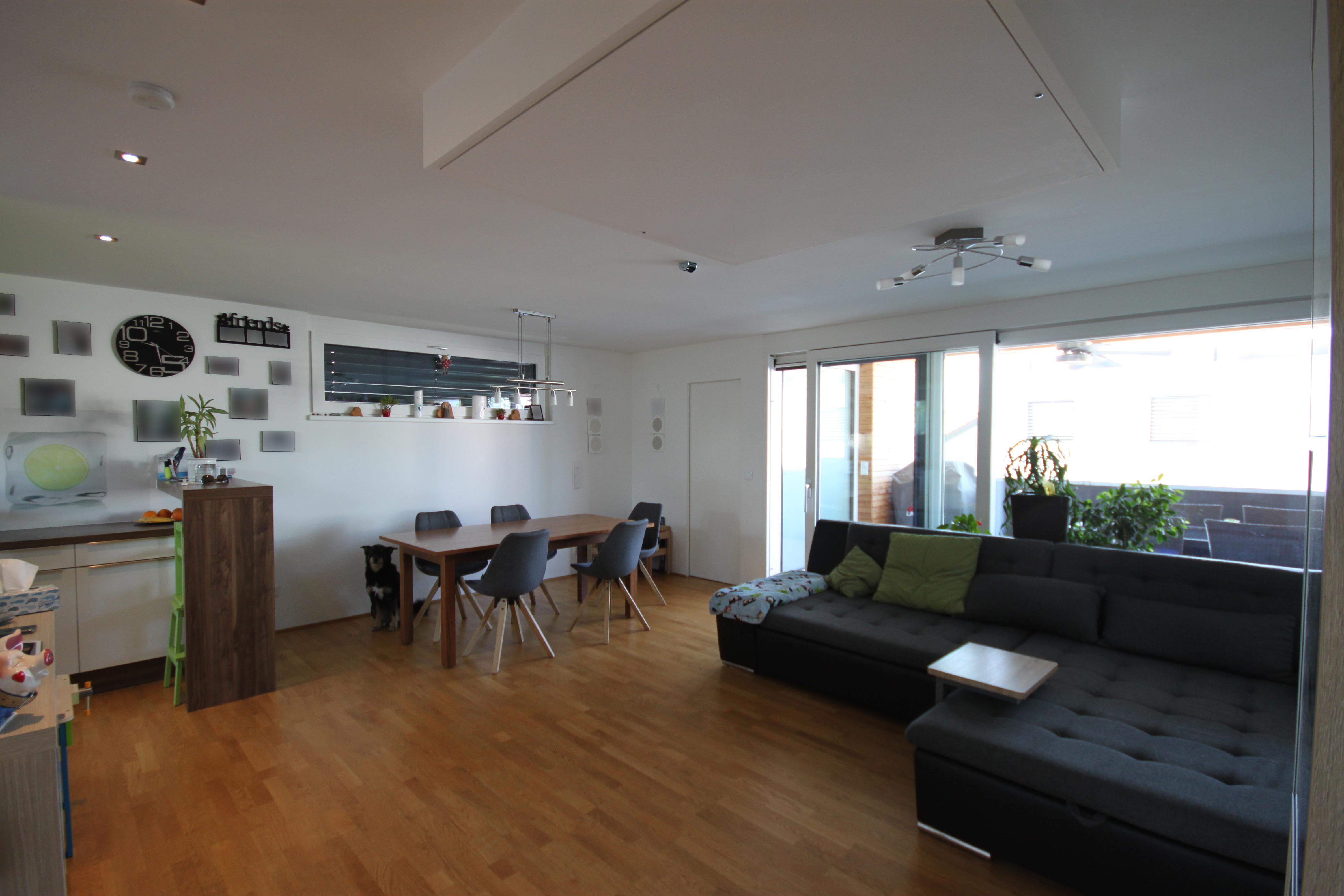 4 Zimmer Wohnung mit Balkon Lustenau Staldenstraße